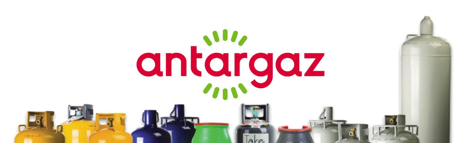Vente gaz bouteilles Antargaz